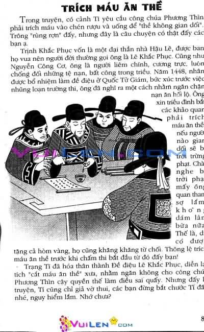 Thần Đồng Đất Việt Tập 107