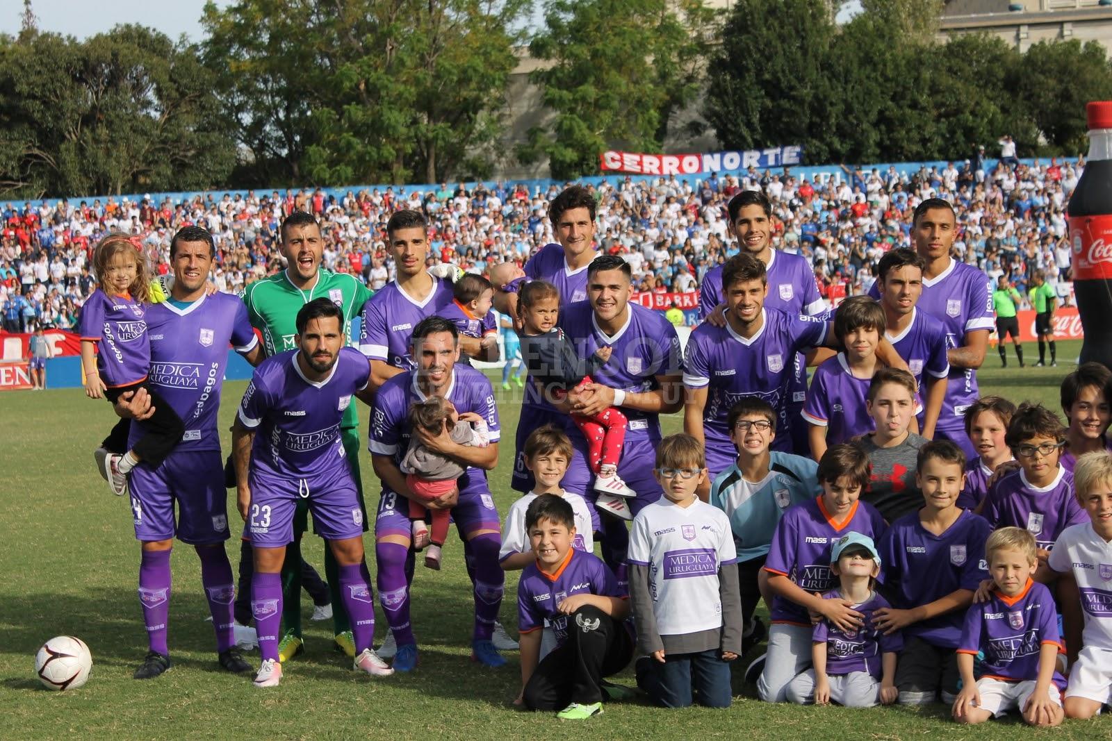 Defensor Sporting 3 – Nacional 2
