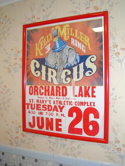 Orchard Lake Museum Tour 2006 - MveCircus.JPG