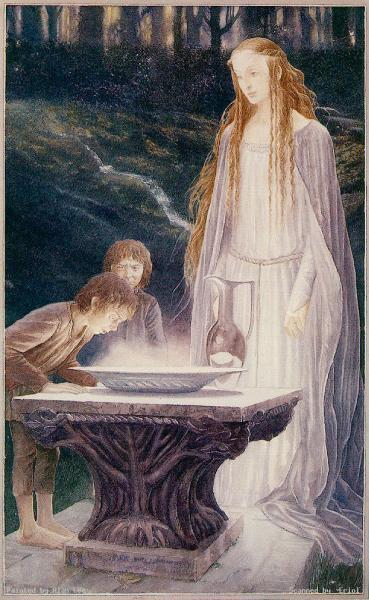 Young Wizard Of Dispair, Sorceress 1