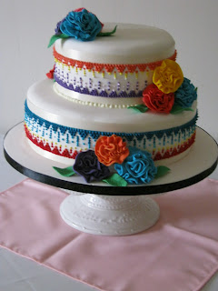 Let Them Eat Cakes Fiesta Themed Bridal Shower