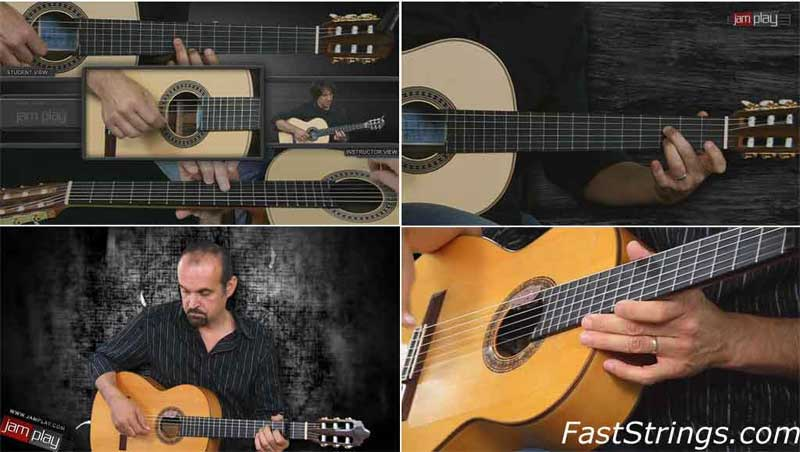 Guitar Lessons - Genre: Flamenco & Spanish Guitar