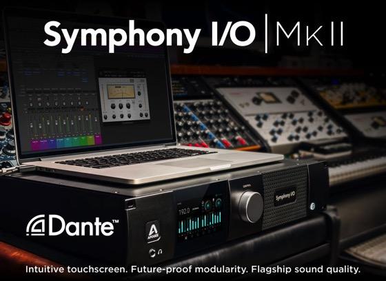 AES2016 SIO MKII Dante Graphic 800