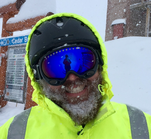 Jacob at Fernie ski resort