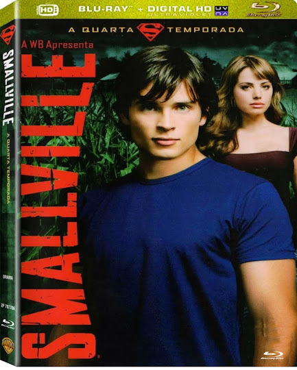 smallville 4 temporada dublado gratis