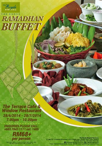 Senarai buffet ramadhan 2014 di kuala lumpur for Casa jardin jalan damai