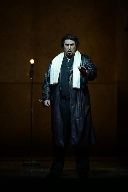 Louis Otey as Tonio