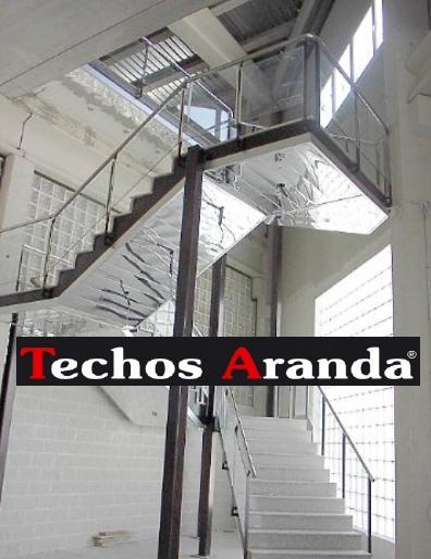 Techos aluminio Santa Eugenia