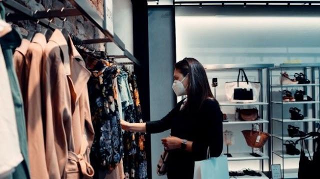 Pembatasan Jumlah Pengunjung Mall Menggunakan Perangkat Internet of Things