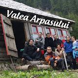 Valea Arpasului - 25 Aprilie