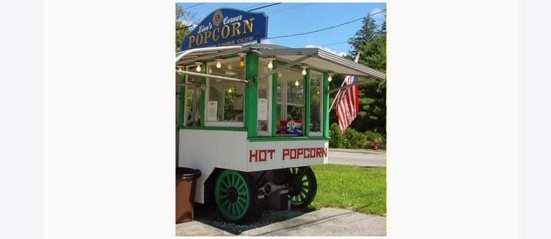 Goffstown Lions Club Popcorn Stand