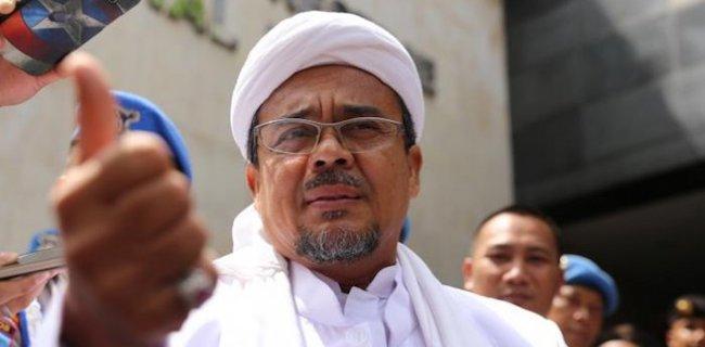 Kepulangan Habib Rizieq Sudah Pasti Dan Tidak Ada Kendala Lagi