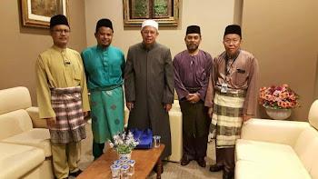 Surat Mufti Wilayah Kepada Ustaz Zamihan