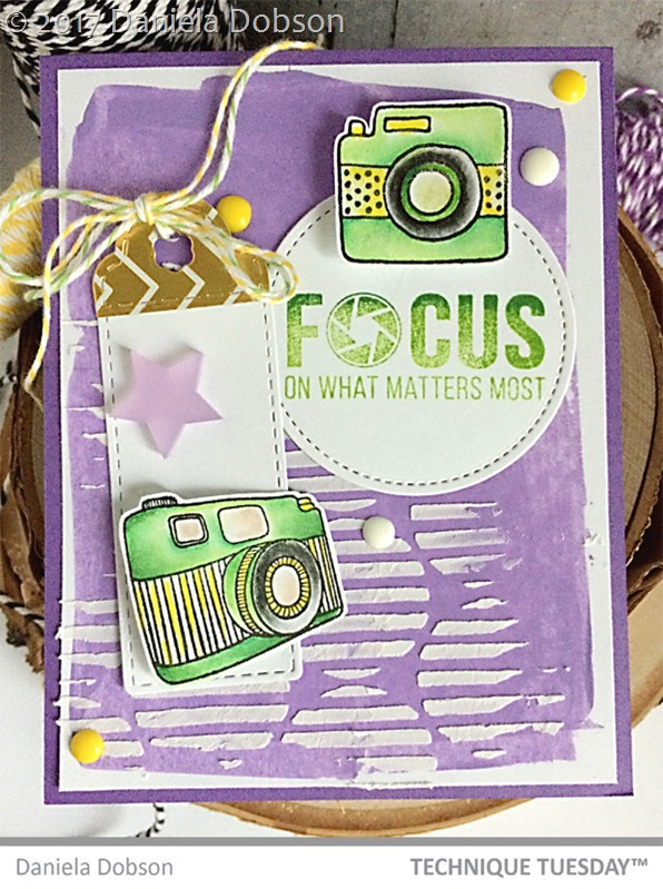 Focus by Daniela Dobson