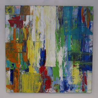 "Joseph E. Gilbert ""Saturday"" Painting"