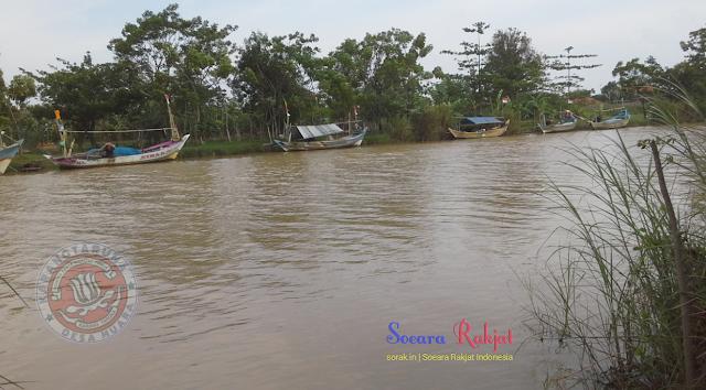 Sungai ciasem berhulu di sagala herang