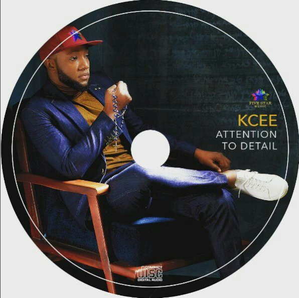 "DOWNLOAD Kcee ""Attention To Detail"" FULL ALBUM TRACKS"
