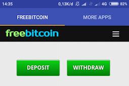Freebitcoin: Cara Simpel Perbayak Bitcoin Sekali Roll