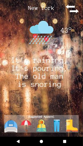 SmartWeather- A Fun Simple Weather App cheat hacks