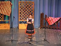 Dubík Szonja Antoanett, 9 éves kislány Királyhelmecről KÓTA Kiváló fokozatot és jutalom Csutorás Tábor részvételt kapott.jpg