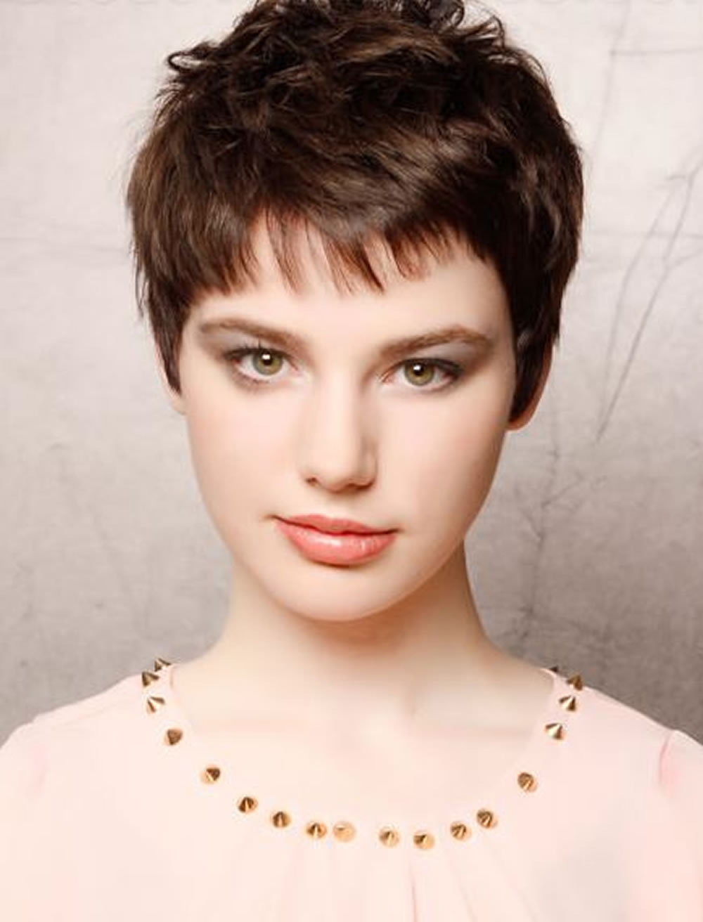 Awe Inspiring Short Pixie Hairstyles 2019 In The World And The Latest Trendy Natural Hairstyles Runnerswayorg