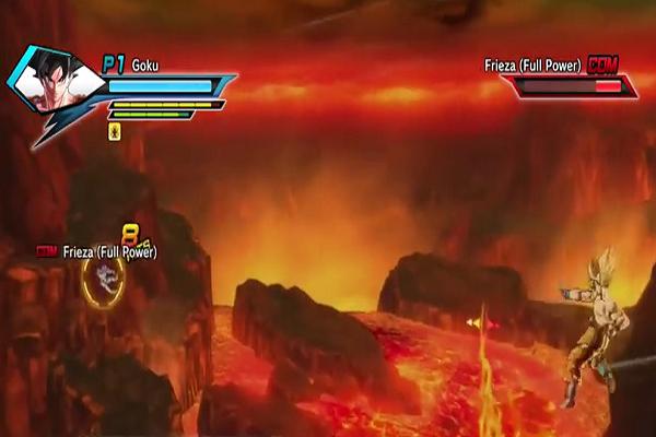 Xenoverse 2 Super Saiyan Stats