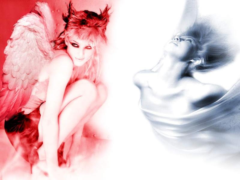 Crafty Red Angel, Angels 2