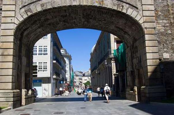 Puerta del obispo aguirre