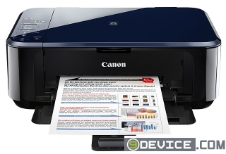 pic 1 - ways to down load Canon PIXMA E500 printing device driver