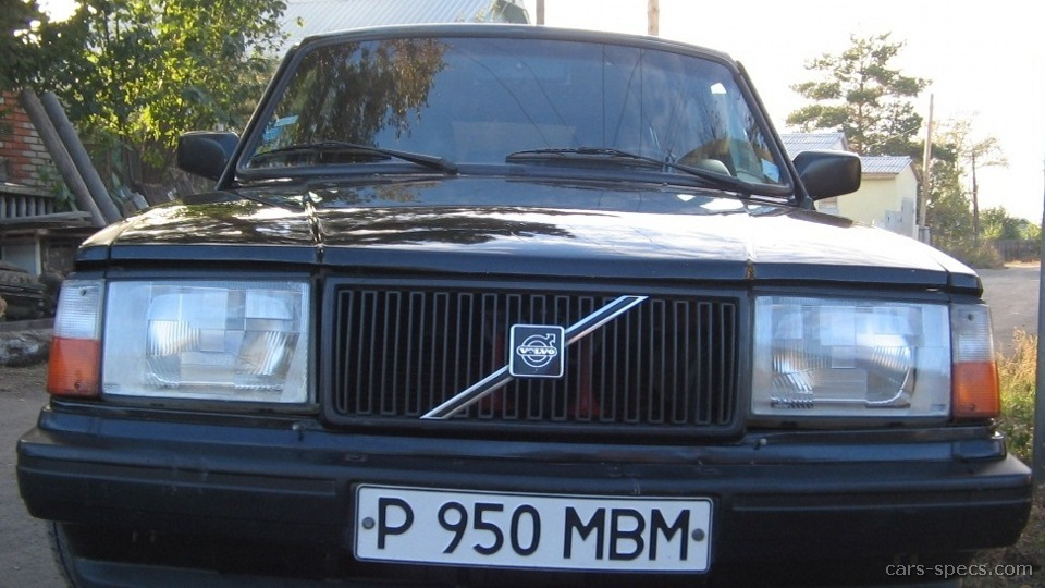 1990 Volvo 240 Wagon Specifications, Pictures, Prices