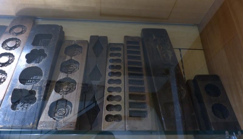 Danshui et une impressionnante collection de moules à gâteaux - P1240803.JPG