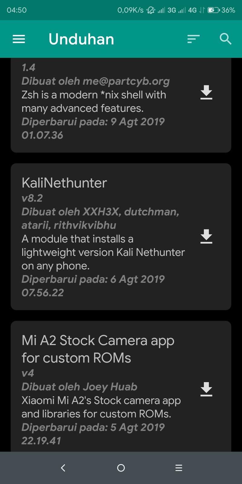 Panduan Lengkap Install KaliNethunter Secara Offline di Semua Android