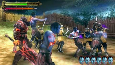 Undead Knights Compressed PSP Android ISO