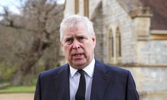 Prince Andrew served with Civil Lawsuit by Virginia Giuffre