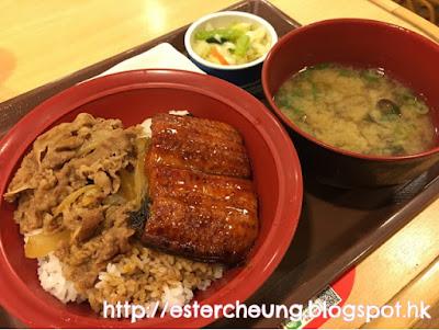 【南九州自駕遊】日本連鎖美食 ♥ すき家 SUKIYA ♥ 鰻魚牛丼