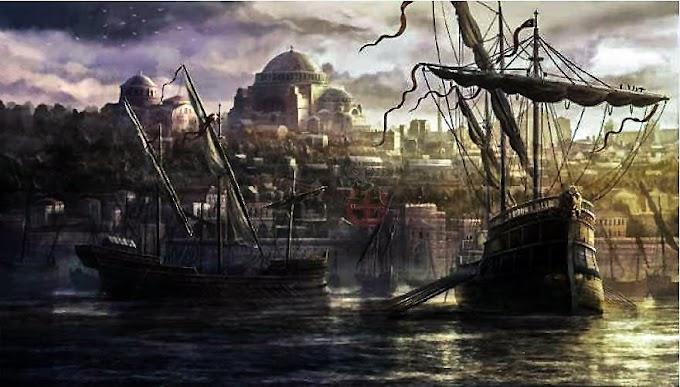 29 Μάϊου 1453 ... Περί  της Ανατολικής Ρωμαϊκής Αυτοκρατορίας