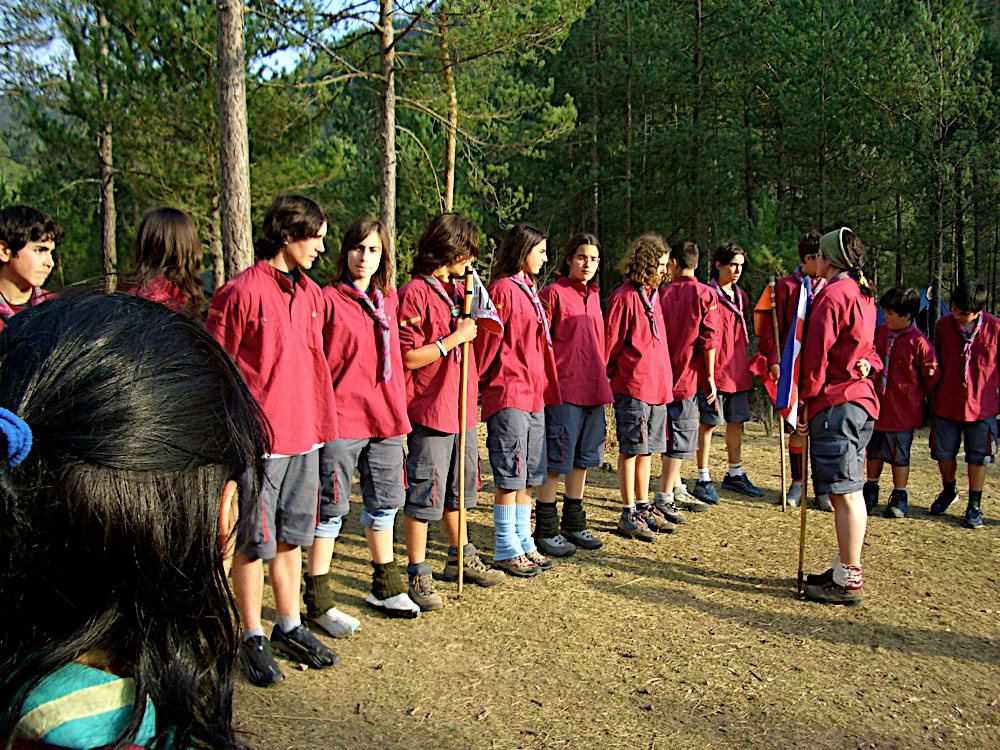 Campaments amb Lola Anglada 2005 - CIMG0256.JPG
