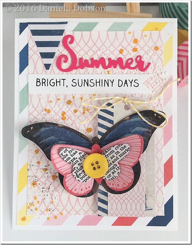 Summer  by Daniela Dobson