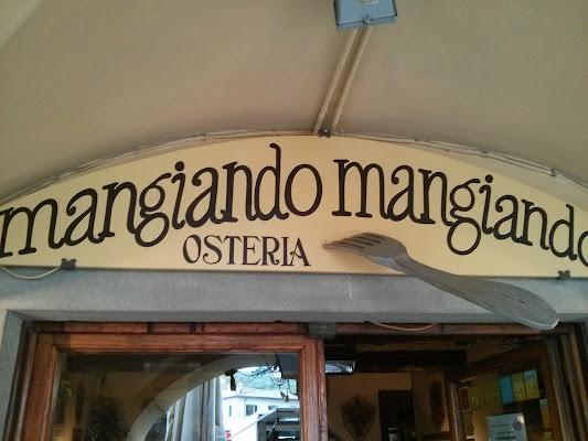 Mangiando Mangiando, Piazza Giacomo Matteotti, 80, 50022 Greve Florence, Italy