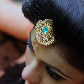 Pakistani Bride by Ahsan  Niaz - Wedding Bride ( henna, pakistaniwedding, wedding photography, wedding, wedding dress, bride, pakistanibride )