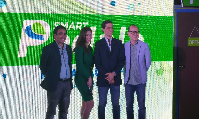 Smart Padala revitalized with new logo and endorser Angel Locsin