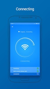 Free WiFi Hotspot-WiFi Connect screenshot 2