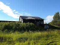 Fire test site in Ånge