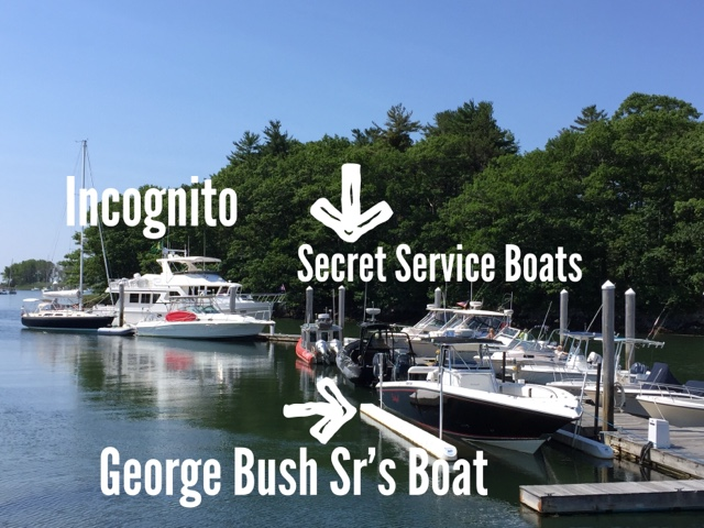 The Voyages And Adventures Of M Y Incognito Kennebunkport Maine