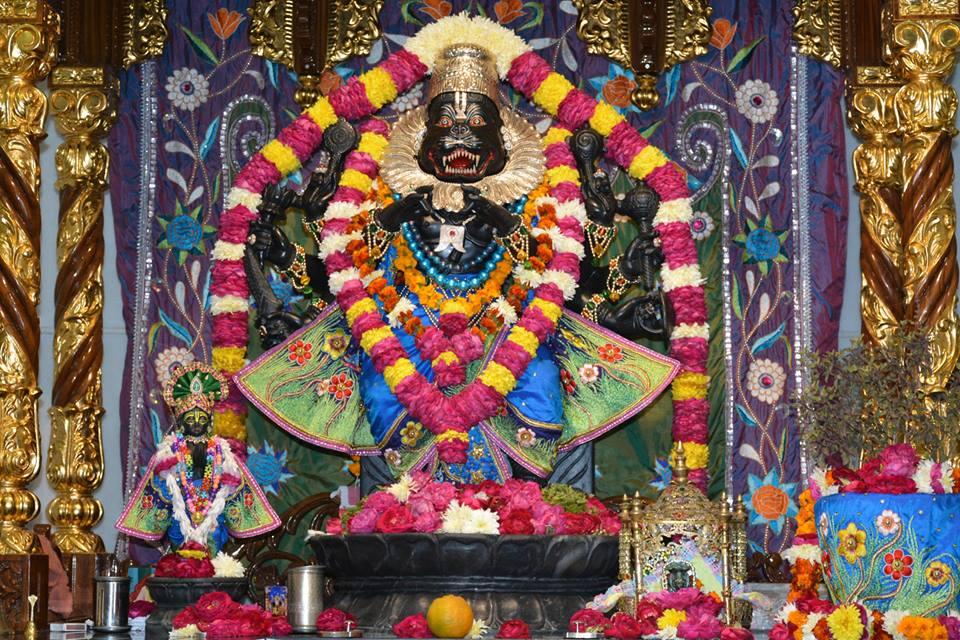ISKCON Ujjain Deity Darshan 08 Jan 2016 (8)