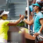 Jie Zheng & Li Na - Mutua Madrid Open 2014 - DSC_8119.jpg