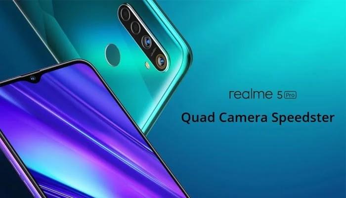 Spesifikasi Lengkap dan Harga Terbaru Realme Narzo Realme 5 PRO : Harga Januari 2021, Spesifikasi Lengkap, Preview