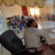 Alcaldia de Vicente Noble a través del Presupuesto participativo rinde cuentas ejecución de obras del año 2020