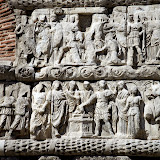 10. The Arch of Galerius. Detail