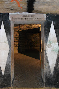 Entrance to the Catacombs